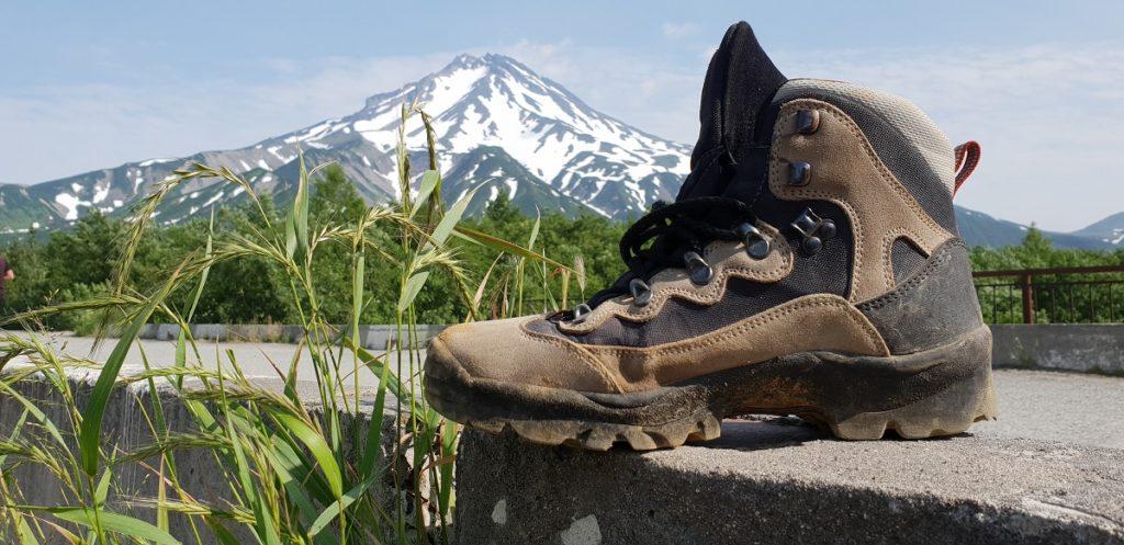 Трекинговая обувь на Камчатку