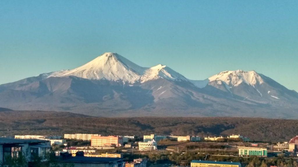 Домашние вулканы Камчатки